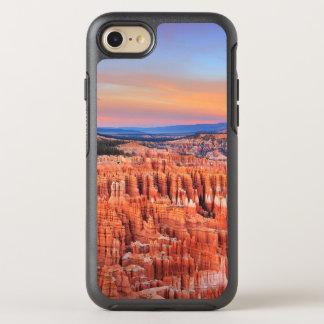 Coque OtterBox Symmetry iPhone 8/7 Photo de coucher du soleil de désert de canyon de
