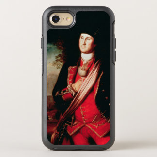 Coque OtterBox Symmetry iPhone 8/7 Portrait de George Washington 1772