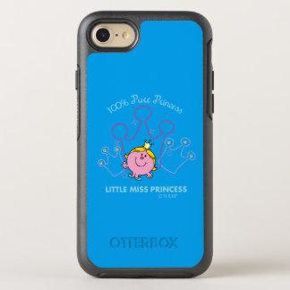 Coque OtterBox Symmetry iPhone 8/7 Princesse pure de 100% - le petite Mlle le