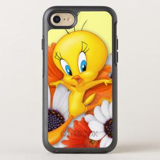 Coque OtterBox Symmetry iPhone 8/7 Tweety avec des marguerites