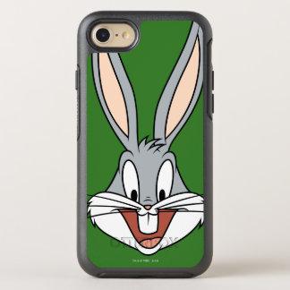 Coque OtterBox Symmetry iPhone 8/7 Visage de sourire de ™ de BUGS BUNNY