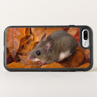 Coque OtterBox Symmetry iPhone 8 Plus/7 Plus Animal gris de souris