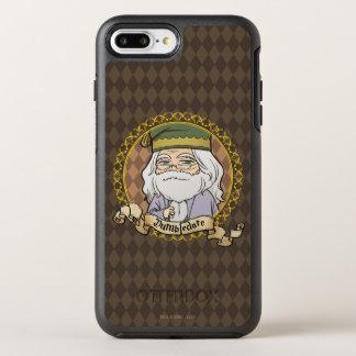 Coque OtterBox Symmetry iPhone 8 Plus/7 Plus Anime Dumbledore
