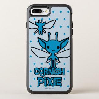 Coque OtterBox Symmetry iPhone 8 Plus/7 Plus Art cornouaillais de caractère de lutin de bande