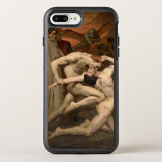 Coque OtterBox Symmetry iPhone 8 Plus/7 Plus Bouguereau Dante et Virgil