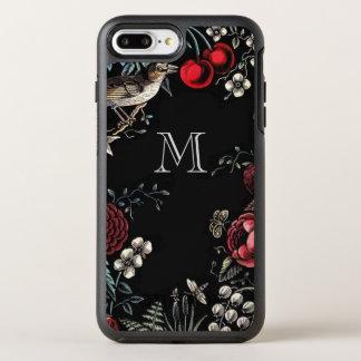 Coque OtterBox Symmetry iPhone 8 Plus/7 Plus Cadre vintage de nature