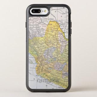 COQUE OtterBox SYMMETRY iPhone 8 PLUS/7 PLUS  CARTE : LE MEXIQUE