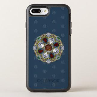 Coque OtterBox Symmetry iPhone 8 Plus/7 Plus Cas de téléphone de Nouveau Otterbox d'hiver