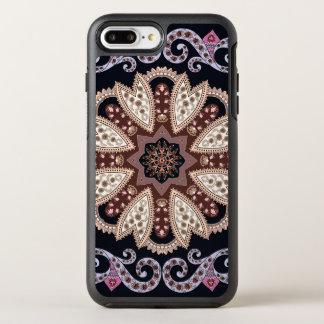 Coque OtterBox Symmetry iPhone 8 Plus/7 Plus Conception circulaire impressionnante d'ornement