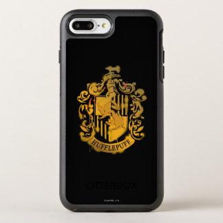 Coque OtterBox Symmetry iPhone 8 Plus/7 Plus Crête de Hufflepuff - éclaboussée