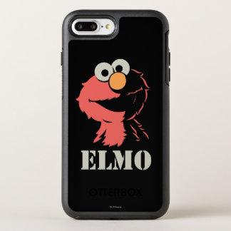 Coque OtterBox Symmetry iPhone 8 Plus/7 Plus Elmo demi