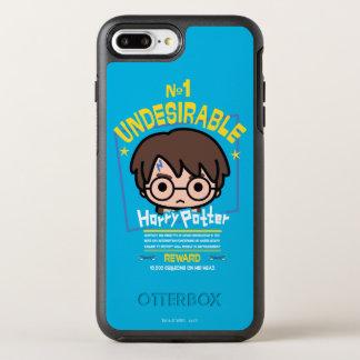 Coque OtterBox Symmetry iPhone 8 Plus/7 Plus La bande dessinée Harry Potter a voulu le