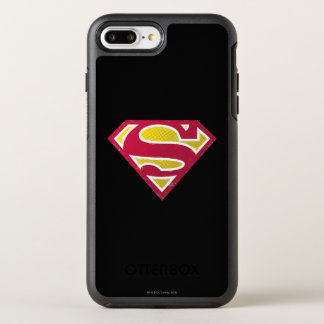 Coque OtterBox Symmetry iPhone 8 Plus/7 Plus Logo de points affligé par | de S-Bouclier de