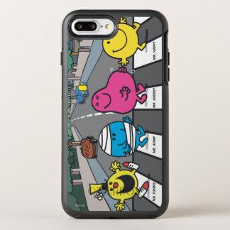 Coque OtterBox Symmetry iPhone 8 Plus/7 Plus M. Men Abbey Road Walkers