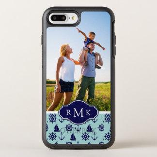 Coque OtterBox Symmetry iPhone 8 Plus/7 Plus Motif | de bord de la mer votre photo et