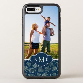 Coque OtterBox Symmetry iPhone 8 Plus/7 Plus Motif | d'habitants d'océan votre photo et