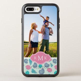 Coque OtterBox Symmetry iPhone 8 Plus/7 Plus Motif en pastel | de coquillage votre photo et