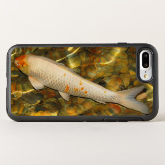 Coque OtterBox Symmetry iPhone 8 Plus/7 Plus Poissons oranges blancs de Koi