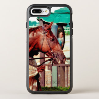 Coque OtterBox Symmetry iPhone 8 Plus/7 Plus Pur sang 1979 d'Alydar