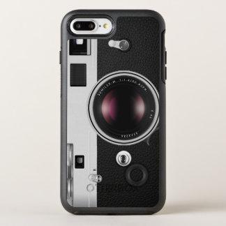 Coque OtterBox Symmetry iPhone 8 Plus/7 Plus Regard drôle et frais d'appareil-photo vintage