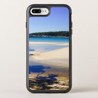 Coque OtterBox Symmetry iPhone 8 Plus/7 Plus Scène de plage