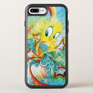 Coque OtterBox Symmetry iPhone 8 Plus/7 Plus Tweety dans la vague bleue