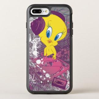 Coque OtterBox Symmetry iPhone 8 Plus/7 Plus Tweety Djing