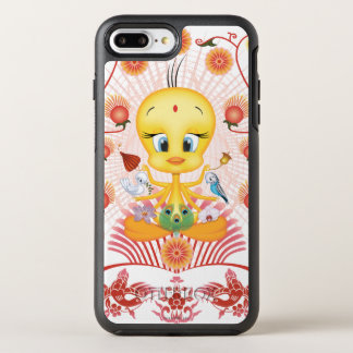 Coque OtterBox Symmetry iPhone 8 Plus/7 Plus Tweety rencontre l'est