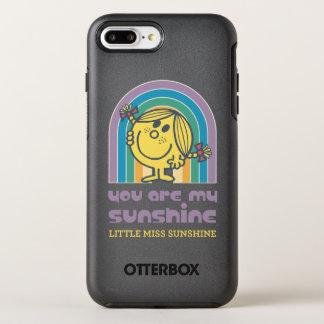Coque OtterBox Symmetry iPhone 8 Plus/7 Plus Vous êtes ma voûte de soleil