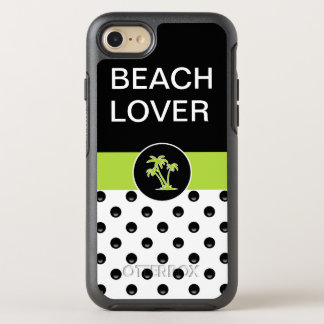 Coque Otterbox Symmetry Pour iPhone 7 Amant Smartphone de plage