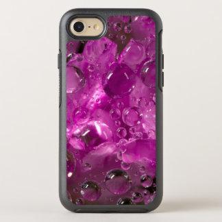 Coque Otterbox Symmetry Pour iPhone 7 Baisses de l'eau sur la fleur, la Californie