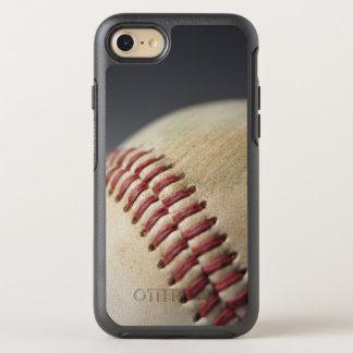 Coque Otterbox Symmetry Pour iPhone 7 Base-ball avec la marque d'impact