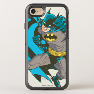 Coque Otterbox Symmetry Pour iPhone 7 Batman poinçonnant 1