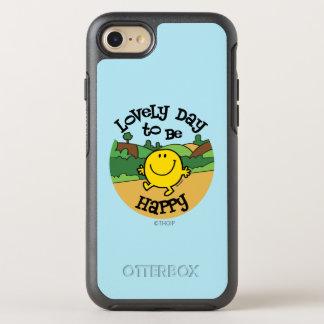 Coque Otterbox Symmetry Pour iPhone 7 Beau jour à être M. Happy