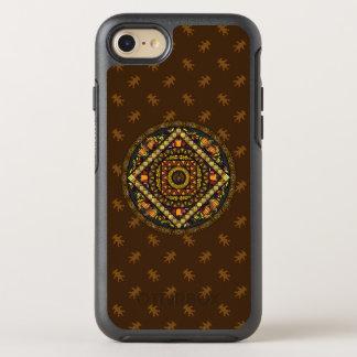 Coque Otterbox Symmetry Pour iPhone 7 Cas de téléphone d'Otterbox d'icônes de