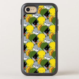 Coque Otterbox Symmetry Pour iPhone 7 Chibi MARVIN le ™ de MARTIAN™, de TWEETY™, et de