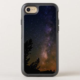 Coque Otterbox Symmetry Pour iPhone 7 Ciel nocturne de manière laiteuse, la Californie
