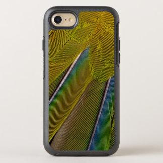 Coque Otterbox Symmetry Pour iPhone 7 Conception de plume de Jenday Conure