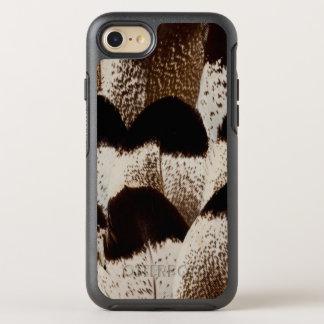 Coque Otterbox Symmetry Pour iPhone 7 Conception de plume d'outarde de Kori