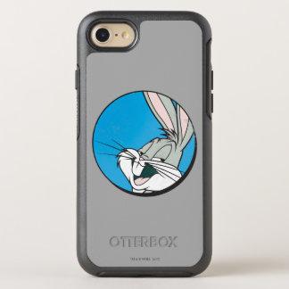 Coque Otterbox Symmetry Pour iPhone 7 Correction bleue de ™ de BUGS BUNNY rétro