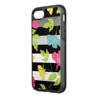 Coque Otterbox Symmetry Pour iPhone 7 Couche pour iPhone je dessine des feuilles et