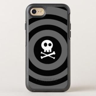 Coque Otterbox Symmetry Pour iPhone 7 Crâne de ~ + ~ d'os croisés