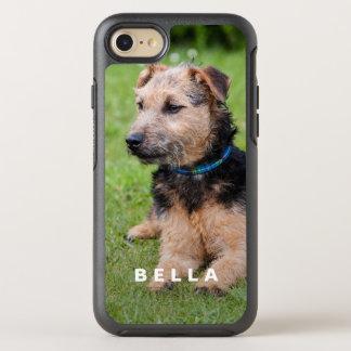 Coque Otterbox Symmetry Pour iPhone 7 Créez votre propre photo d'animal familier avec le