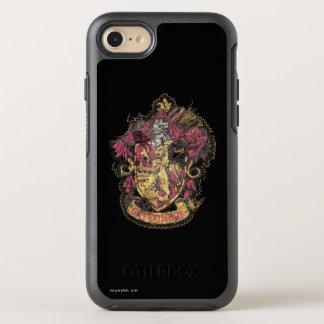 Coque Otterbox Symmetry Pour iPhone 7 Crête de Gryffindor - détruite