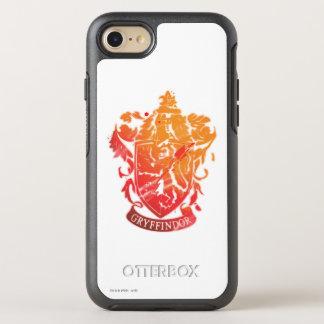 Coque Otterbox Symmetry Pour iPhone 7 Crête de Gryffindor - éclaboussée