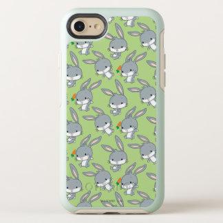 Coque Otterbox Symmetry Pour iPhone 7 ™ de Chibi BUGS BUNNY avec la carotte