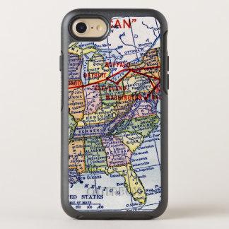 COQUE OTTERBOX SYMMETRY POUR iPhone 7 EXPÉDITION D'AMERICAN EXPRESS