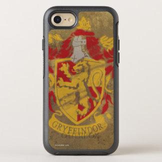 Coque Otterbox Symmetry Pour iPhone 7 Harry Potter | Gryffindor - rétro crête de Chambre