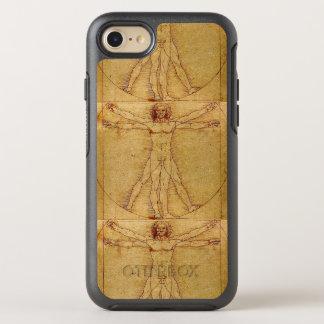 Coque Otterbox Symmetry Pour iPhone 7 Homme de Vitruvian par Leonardo da Vinci