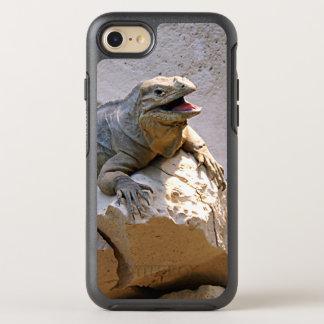 Coque Otterbox Symmetry Pour iPhone 7 Iguane de rhinocéros